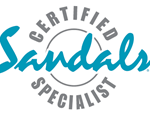 Sandals Certification Logo